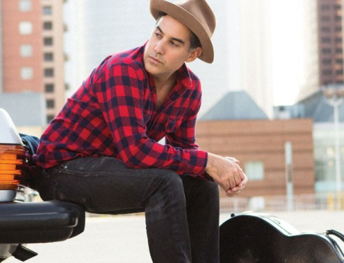Storyteller, Songwriter and Musician  Joshua Radin Goes Acoustic at the PAC