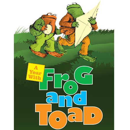 a year with frog and toad whbpac rh whbpac org Frog Clip Art frog and toad together clipart
