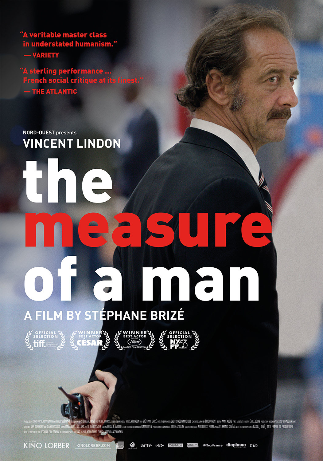 Measure Man poster
