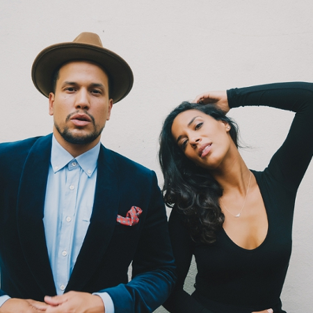 Abner Ramirez & Amanda Sudano as Johnnyswim