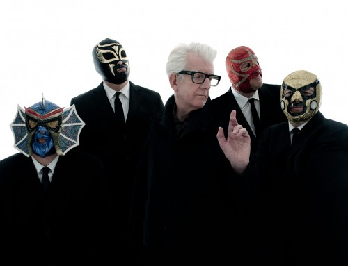 Nick Lowe's Quality Rock & Roll Revue starring Los Straitjackets comes East
