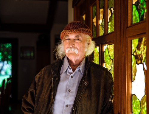 Folk-Rock Legend David Crosby Returns