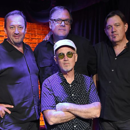The Smithereens<br>with Guest Vocalist Marshall Crenshaw