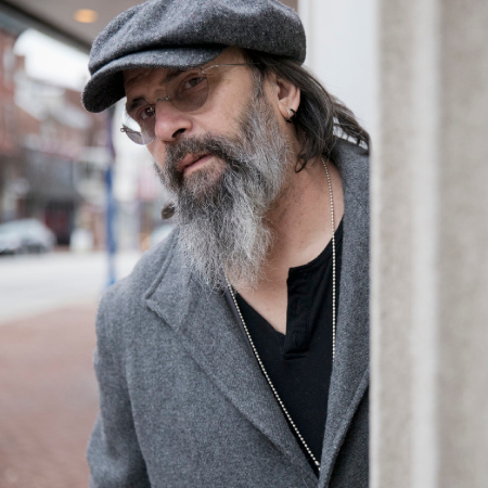 Taylor Barton & WHBPAC Present GE Smith Portraits featuring Steve Earle
