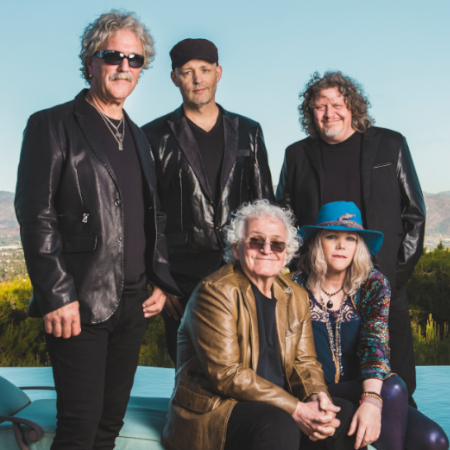 Great Lawn: Jefferson Starship