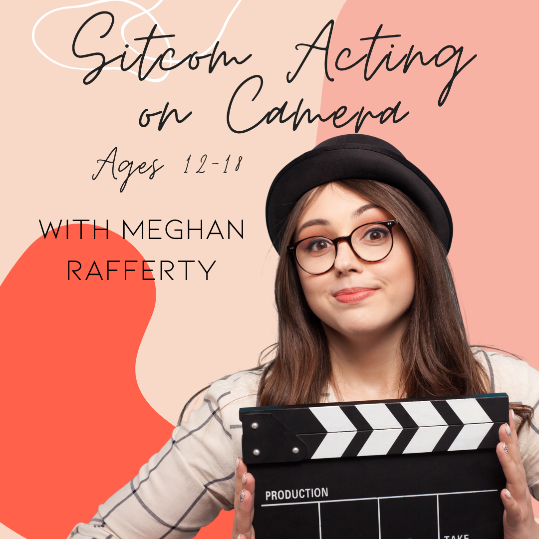 Masterclass: Sitcom Acting on Camera