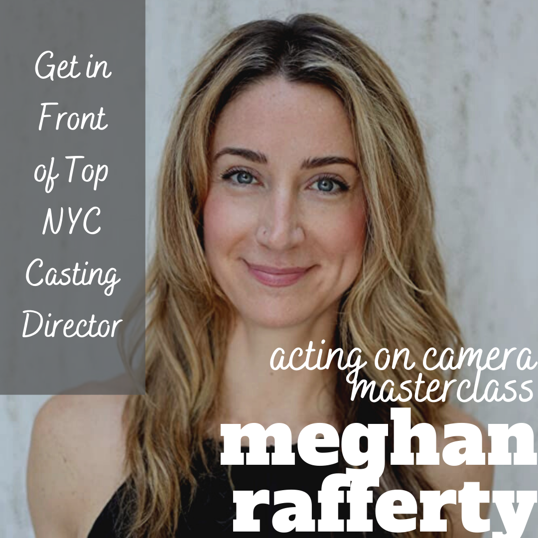 Masterclass: On Camera Acting for Adults