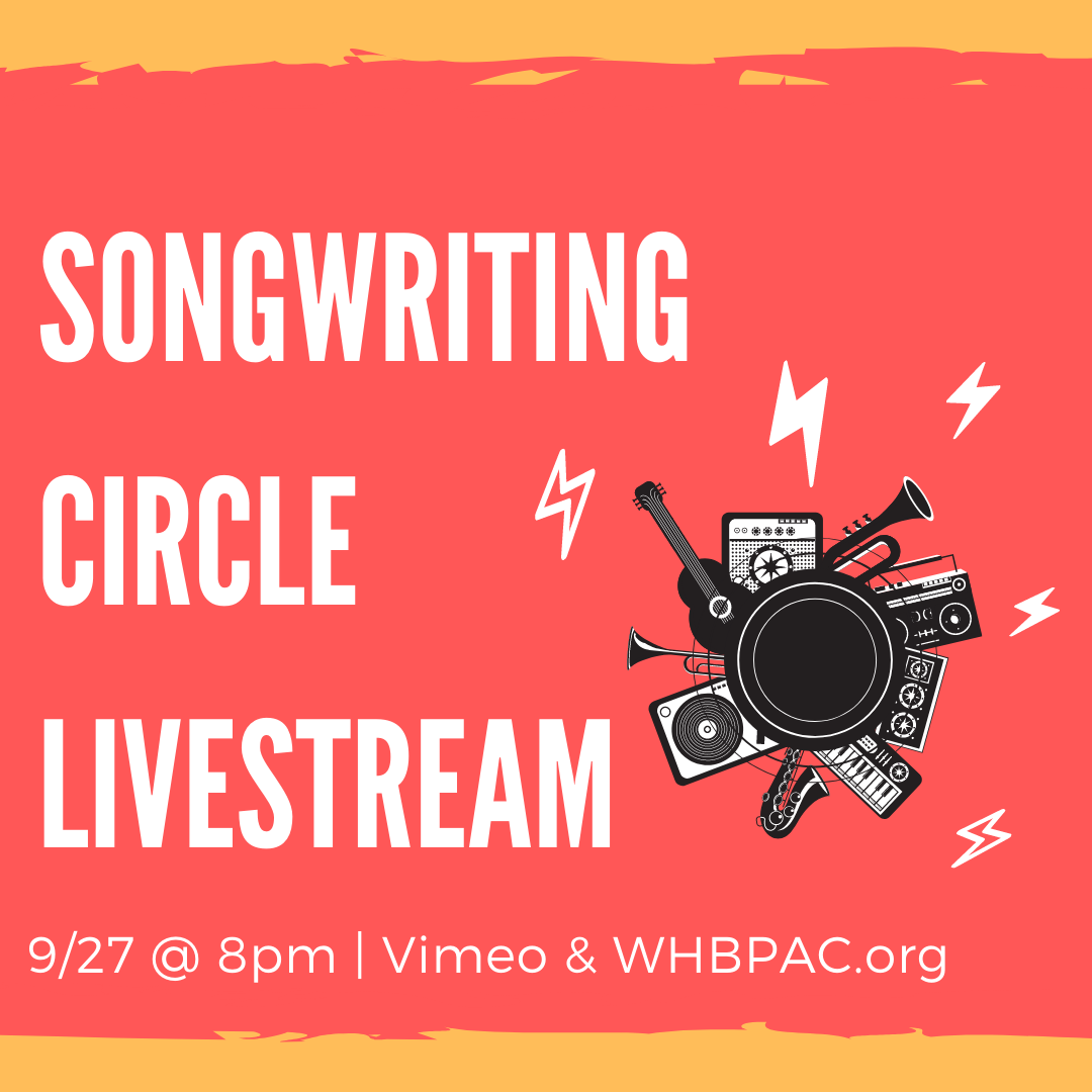 Songwriting Circle Livestream