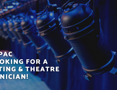 Lighting & Theatre Technician